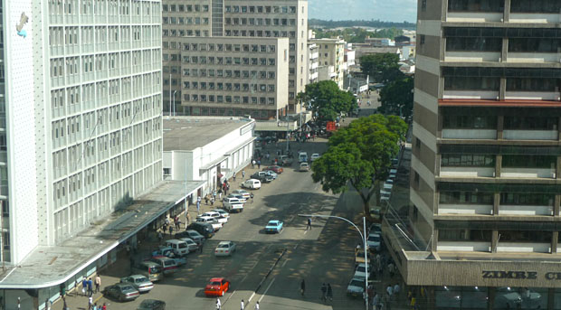 Harare. Foto: Flickr/mifl68