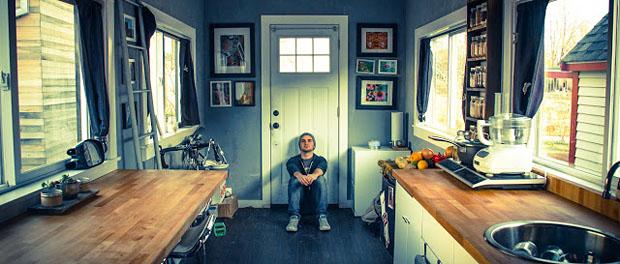 Kućica iznutra. Foto: Flickr/Boneyard Studios