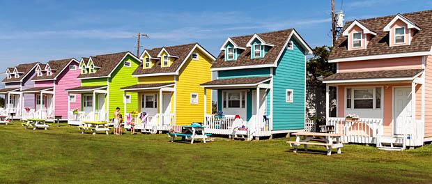 Umesto kuće ili stana – kućica