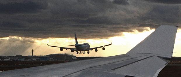 Ako grom udari u avion – bezbedni ste
