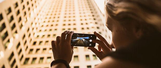 Mobilni telefon kao foto aparat