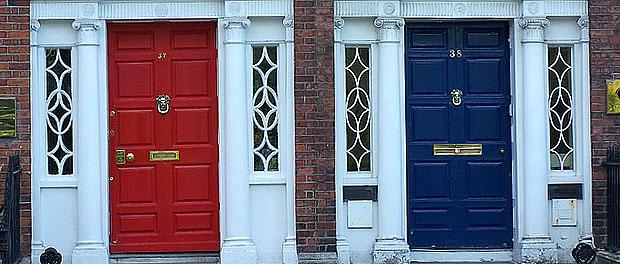 Izaberite ulazna vrata