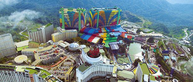 Deset najvećih hotela na svetu