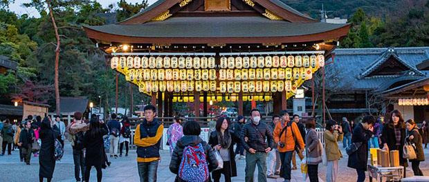 Problemi sa turistima u Japanu