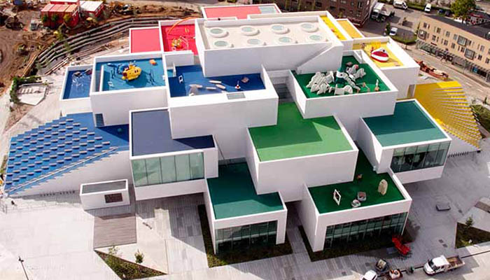 Otvorena LEGO kuća