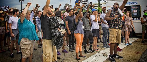 Protestni turizam
