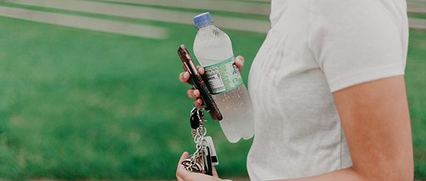 Flaše leda štede energiju